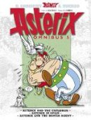 - Asterix Omnibus 5: Includes Asterix and the Cauldron #13, Asterix in Spain #14, and Asterix and the Roman Agent #15 - 9781444004885 - 9781444004885
