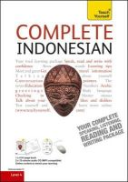 Byrnes, Christopher; Nyimas, Eva - Teach Yourself Complete Indonesian (Bahasa Indonesia) - 9781444102338 - V9781444102338