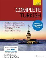 Erdogan, Sultan - Teach Yourself Complete Turkish - 9781444102390 - V9781444102390