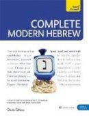 Gilboa, Shula - Teach Yourself Complete Modern Hebrew - 9781444105438 - V9781444105438
