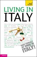 Gigliotti, Guilia - Teach Yourself Living in Italy - 9781444105766 - V9781444105766