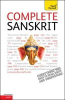 Coulson, Michael - Teach Yourself Complete Sanskrit - 9781444106107 - V9781444106107