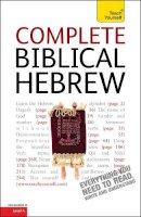 Nicolson, Sarah - Teach Yourself Complete Biblical Hebrew - 9781444106114 - V9781444106114