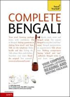 Radice, William - Teach Yourself Complete Bengali - 9781444106862 - V9781444106862