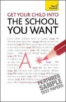 Krais, Katie - Teach Yourself Get Your Child into the School You Want - 9781444107333 - V9781444107333