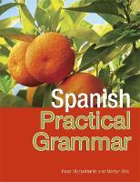 Martin, Rosa Maria, Ellis, Martyn - Pasos Spanish Practical Grammar - 9781444116007 - V9781444116007