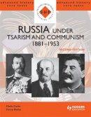 Fiehn, Terry; Corin, Chris - Russia Under Tsarism and Communism 1881-1953 - 9781444124231 - V9781444124231