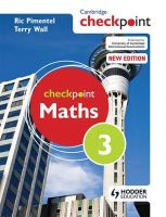 Pimentel, Ric; Wall, Terry - Cambridge Checkpoint Maths - 9781444143997 - V9781444143997