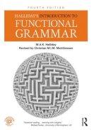 Halliday, M.A.K.; Matthiessen, Christian; Halliday, Michael - Halliday's Introduction to Functional Grammar - 9781444146608 - V9781444146608