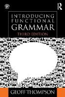 Thompson, Geoff - Introducing Functional Grammar - 9781444152678 - V9781444152678