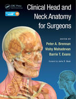 - Clinical Head and Neck Anatomy for Surgeons - 9781444157376 - V9781444157376