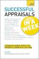 Kemp, Di - Teach Yourself Successful Appraisals in a Week - 9781444159769 - V9781444159769
