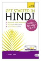 Snell, Rupert - Teach Yourself Get Started in Hindi - 9781444174687 - V9781444174687