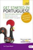 Tyson-Ward, Sue - Teach Yourself Get Started in Portuguese - 9781444174861 - V9781444174861