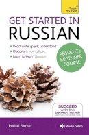 Farmer, Rachel - Teach Yourself Get Started in Russian - 9781444174892 - V9781444174892