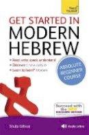 Gilboa, Shula - Teach Yourself Get Started in Modern Hebrew - 9781444175110 - V9781444175110