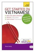 Healy, Dana - Get Started in Vietnamese: A Teach Yourself Program with Audio CD - 9781444175264 - V9781444175264