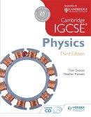 Duncan, Tom, Kennett, Heather - Cambridge IGCSE Physics - 9781444176421 - V9781444176421