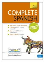 Juan Kattan-Ibarra - Complete Spanish with Two Audio CDs: A Teach Yourself Program (Teach Yourself Language) - 9781444177244 - V9781444177244