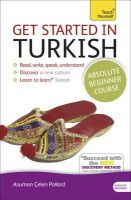 Pollard, Asuman Celen - Teach Yourself Get Started in Turkish - 9781444183207 - V9781444183207