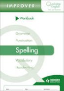Hackman, Sue - Quickstep English Workbook Spelling Improver Stage - 9781444192285 - V9781444192285