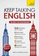 Moeller, Rebecca - Keep Talking English: A Teach Yourself Audio Course - 9781444193145 - V9781444193145
