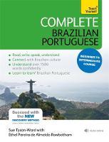 Tyson-Ward, Sue, Rowbotham, Ethel Pereira De Almeida - Complete Brazilian Portuguese: Beginner to Intermediate Course (Complete Language Courses) - 9781444198447 - V9781444198447