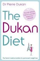 Dukan, Dr. Pierre - The Dukan Diet - 9781444710335 - KOC0016328