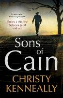 Kenneally, Christy - Sons of Cain - 9781444726367 - V9781444726367