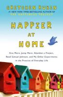 Rubin, Gretchen - Happier at Home - 9781444757781 - 9781444757781