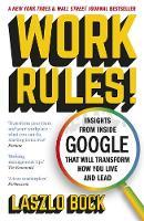 Bock, Laszlo - Work Rules! - 9781444792386 - V9781444792386