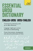Masud, Timsal - Essential Urdu Dictionary - 9781444795523 - V9781444795523