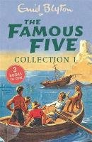 Blyton, Enid - Famous Five Collection (Famous Five 3 Books in 1) - 9781444910582 - 9781444910582