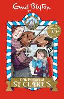 Blyton, Enid - 08: Fifth Formers of St Clare's (St Clare's) - 9781444930061 - V9781444930061