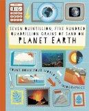 Rockett, Paul - Seven Quintillion, Five Hundred Quadrillion Grains of Sand on Planet Earth (The Big Countdown) - 9781445126760 - V9781445126760