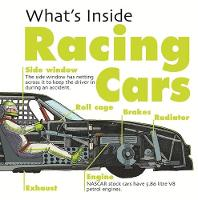 West, David - Racing Cars (What's Inside?) - 9781445146201 - V9781445146201