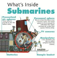 West, David - Submarines (What's Inside?) - 9781445146225 - V9781445146225