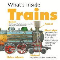West, David - Trains (What's Inside?) - 9781445146249 - V9781445146249