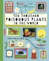 Rockett, Paul - The Big Countdown: Ten Thousand Poisonous Plants in the World - 9781445147437 - V9781445147437