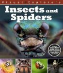 Calver, Paul, Reynolds, Toby - Insects and Spiders (Visual Explorers) - 9781445148335 - V9781445148335