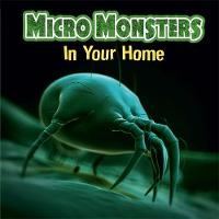 Crewe, Sabrina - In the Home (Micro Monsters) - 9781445151151 - V9781445151151
