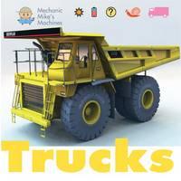 West, David - Trucks (Mechanic Mike's Machines) - 9781445151816 - V9781445151816