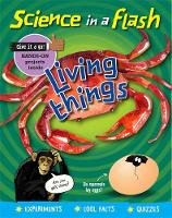 Amson-Bradshaw, Georgia - Living Things (Science ... in a Flash) - 9781445152769 - V9781445152769