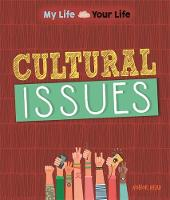Head, Honor - Cultural Issues (My Life, Your Life) - 9781445152868 - V9781445152868