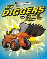 Percy, JP - Ten Diggers and Digging Machines (Cool Machines) - 9781445153674 - V9781445153674