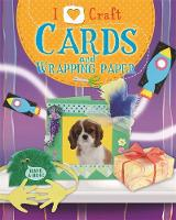 Storey, Rita - Cards and Wrapping Paper (I Love Craft) - 9781445154985 - V9781445154985