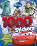 Disney - Pixar 1000 Sticker Book (Disney) - 9781445464633 - KRA0000326