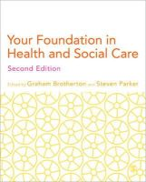 - Your Foundation in Health & Social Care - 9781446208854 - V9781446208854