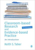 Taber, Keith - Classroom-Based Research and Evidence-Based Practice - 9781446209226 - V9781446209226