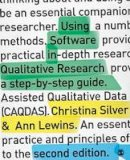 Silver, Christina, Lewins, Ann - Using Software in Qualitative Research: A Step-by-Step Guide - 9781446249734 - V9781446249734